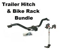 Class III/IV Trailer Hitch & Bike Rack Fits  Multiple Vehicles