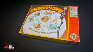 Suppenkasper 1987 Mattel Vintage Board Jeu Rapide