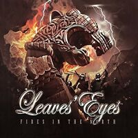 Leaves Eyes - Fires In The North [New CD]
