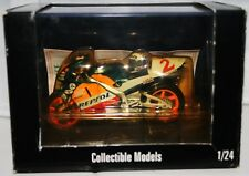 Tadayuki Okada Repsol Honda NSR500 1998 with Helmet 1:24 ONYX