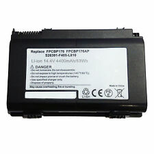 8-cell Battery for Fujitsu LifeBook A1220 A6210 A6230 AH550 E780 E8410 E8420E
