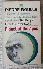 Planet of the Apes by Pierre Boulle Pb 1st Signet