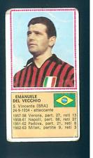 1970-71 Stranieri in Italia Calciatori Panini SCEGLI figurina mai attaccata *