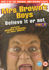 Mrs Brown's Boys Believe it or not part 3