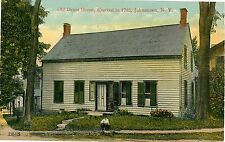 The Old Drum House, Erected in 1963, Johnstown Ny 1924