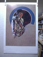 Frank Kelly Freas Star Trek Print: Mr. Spock (USA)