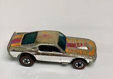 Hot Wheels Redline Super Chromes Mustang Stocker