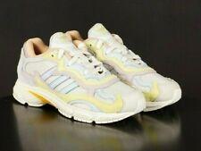 Adidas Originals Temper Run Pride Shoes Colour Off White/Blue Tint/Ice Yellow