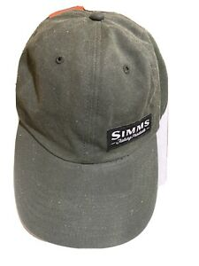CLOSEOUT - SIMMS CASCADIA FISHING CAP - LODEN