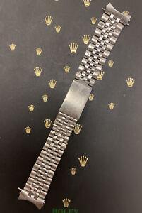 Rolex Datejust 36mm Men's Jubilee Bracelet Steel 20mm Band 6251H 55 Ends 1601