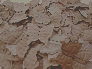 100 DOVE GREY  BUTTERFLY QUALITY SILK ROSE PETALS/WEDDING/TABLE/CONFETTI