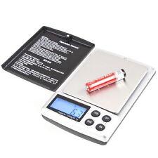 Mini 1000g/0,1g mini Feinwaage Digital Waage Taschenwaage Briefwaage 1000g QV