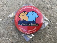 Badge Gendarmerie TOUR DE FRANCE 2018