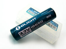 1 x OLIGHT rechargeable 18650 3.7V 2600 mAh Lithium-Ion Battery