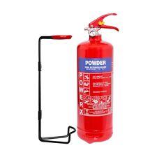2kg Powder Fire Extinguisher for Car, Taxi, Caravan - Thomas Glover PowerX