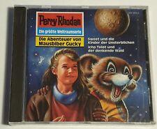Perry Rhodan CD , Die Abenteuer von Mausbiber Gucky , noch OVP , Selten!
