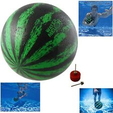 Watermelon Ball Swimming Pool Beach Water Play Game Fun Volleyball Polo Party