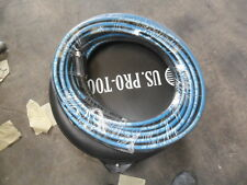 STEEL REINFORCED PETROL POWER WASHER HOSE 10 MTR NEW  CT387