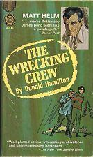 (Matt Helm)  The Wrecking Crew by Donald Hamilton