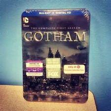 Target Exclusive Steelbook Metal Case Gotham First Season Blu-ray 2015 + UV