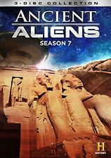 NEW Ancient Aliens Season 7 (DVD)