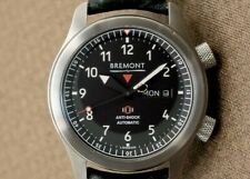 BREMONT Martin Baker Day Date Chronometer MBII/GN Automatic Men's Watch