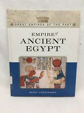 Great Empires of the Past: Empire of Ancient Egypt by Wendy Christensen (2005)