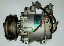 HONDA FIT A/C COMPRESSOR 2007 2008 1.5L 4 CYL ALL AC OEM LOW MILEAGE #3407 97559