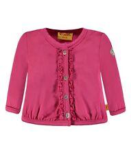 SO18 Steiff Azul Marino Kids Niñas Camisa Chaqueta,Fandango fucsia talla