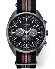Seiko SSC669 Men's Recraft Series Solar Nylon Strap Chronograph Watch (NEW)