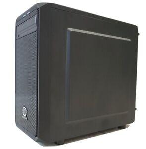 Thermaltake Mini Tower Intel Core i3-8100/250GB SSD/8GB RAM/Optical Drive