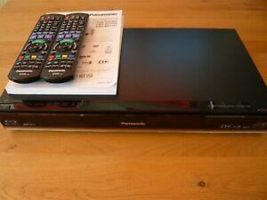 Panasonic DMR-BST700 (500 GB) 3D Festplatten-Recorder Sat Receiver
