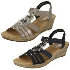 603ce9121b5 Rieker Wedge Sandals   Flip Flops for Women for sale