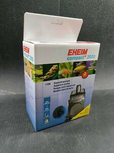 EHEIM+ COMPACT 2000 AQUARIUM PUMP 1000-2000 I/h Hmax 2.3 m