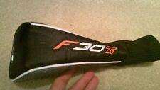 Nickent F30 Ti 3-Wood Sock Style Head Cover-NEW