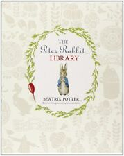 Beatrix Potter The Peter Rabbit Library 10 Books Collection Gift Hardcover