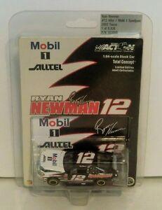 Ryan Newman #12 Alltel / Mobil 1 Speedpass 2002 1/64 Action Taurus Stock Car.