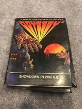 Showdown in 2100 A.D. (Odyssey2/Videopac, 1978) Complete