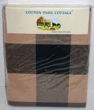 "Cotton Park Cottage Tablecloth ~ Pound Ridge ~ 60"" x 84"" Rectangular **NEW**"