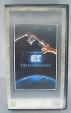 "VHS "" E.T. "" L'EXTRA TERRESTRE - STEVEN SPIELBERG CIC VIDEO (S/L30)"