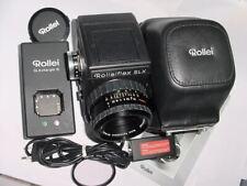 Rolleiflex SLX 120 Film Medium Format Camera w/ Rolleigon 80mm F/2.8 HFT Lens