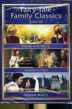 Fairy-Tale Family Classics Hansel and Gretel / Rumpelstiltskin  Sleeping Beauty*