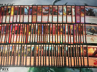 Foil Kari Zev Red Aggro Commander Deck Rare Lot Magic the Gathering MTG