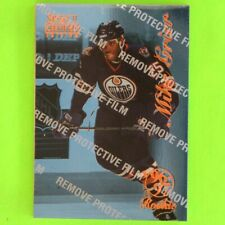 MIKE GRIER  1996-97  ROOKIE  CERTIFIED EDITION  #101  Edmonton Oilers