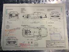 Limitierter ARTwork Porsche 944 1986