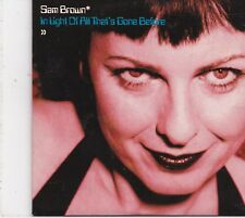 Sam Brown-In Light Of All That s Gone Before cd single