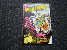 Wonder Woman #186 - 1970, VF-, 1st app. Morgana the Witch