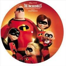 The Incredibles [Original Motion Picture Score] [4/6] New Vinyl