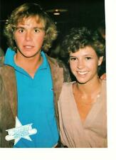 Kristy Mcnichol Christopher Atkins teen magazine pinup clippings Superteen 1980