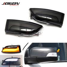 Dynamic Turn Signal Side Mirror Light For Ford Ranger T6 2012-19 Raptor Everest